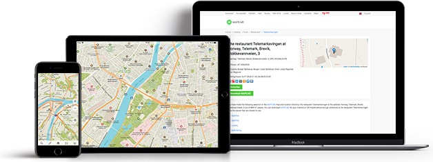 Maps Me App