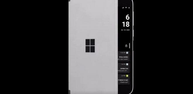 دانلود صدای زنگ رسمی گوشی Surface Duo برای تمامی گوشی های موبایل