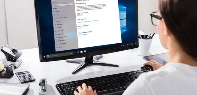 روش جدید و ساده خدمات از راه دور ویندوز سنتر برای رفع مشکلات نرم افزاری