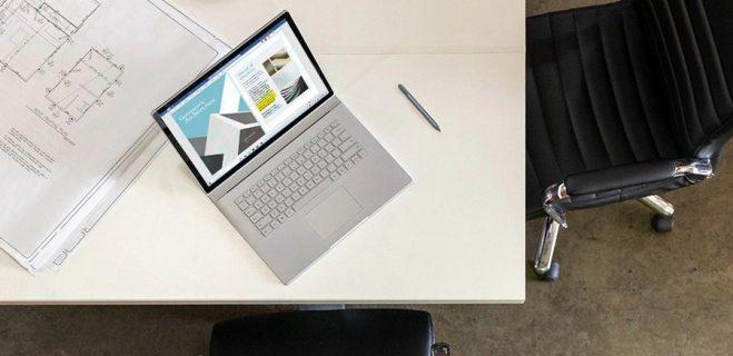 سرفیس بوک ۳ یک هیولای زیبا! کارت گرافیک بی نظیر همراه با ۳۲ گیگ رم!