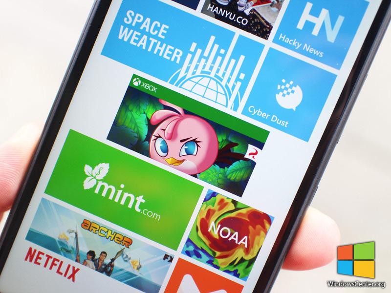 بازی Angry Birds Stella با پشتیبانی از ایکس باکس (XBOX) برای ویندوزفون