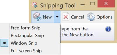 چهار روش اسکرین شات در ویندوز ۸٫۱ و ویندوز ۱۰