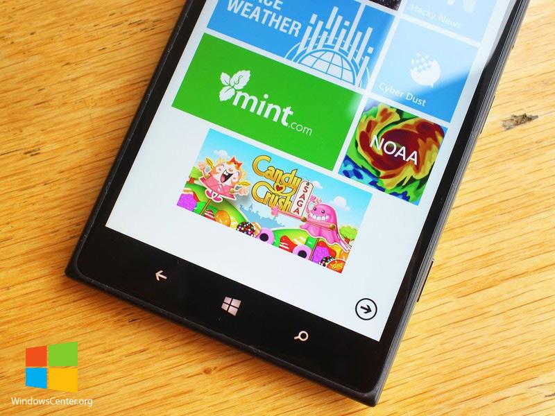 بازی دوست داشتنی Candy Crush Saga را برای ویندوزفون از دست ندهید!