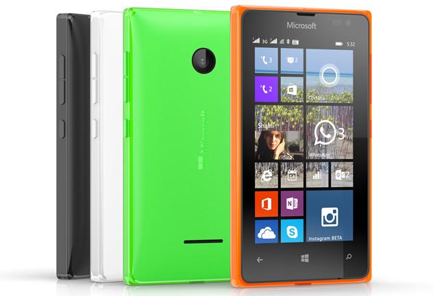 معرفی دو گوشی با قیمت مناسب Lumia 435  و Lumia 532 توسط مایکروسافت