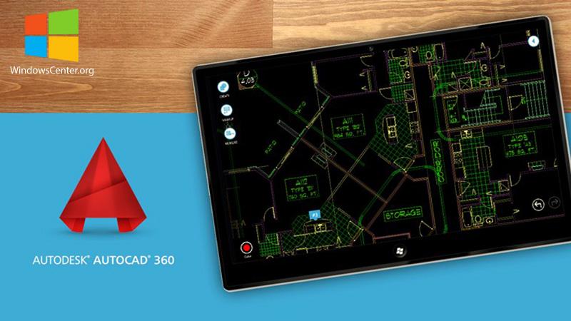 معرفی AutoCAD 360 و Autodesk Pixlr دو برنامه عالی از AutoDesk