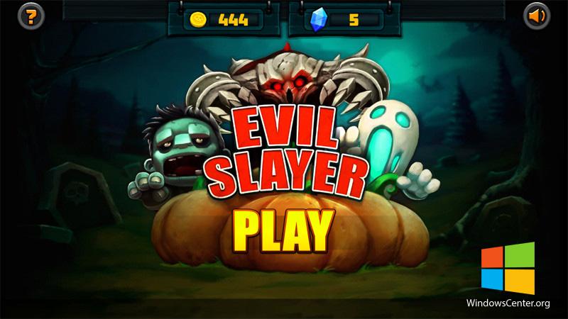 بازی Evil Slayer جایی که شما با یک انگشت زامبی ها را از بین می برید!