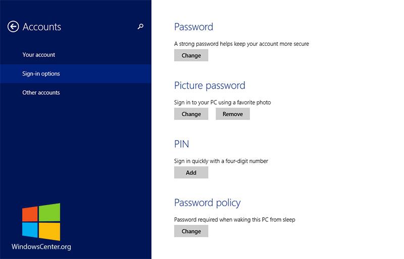 Picture Password چیست و چگونه از آن برای Login استفاده کنیم؟