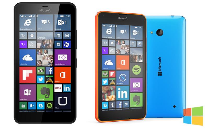 رونمایی از Lumia 640 و Lumia 640 XL توسط مایکروسافت!