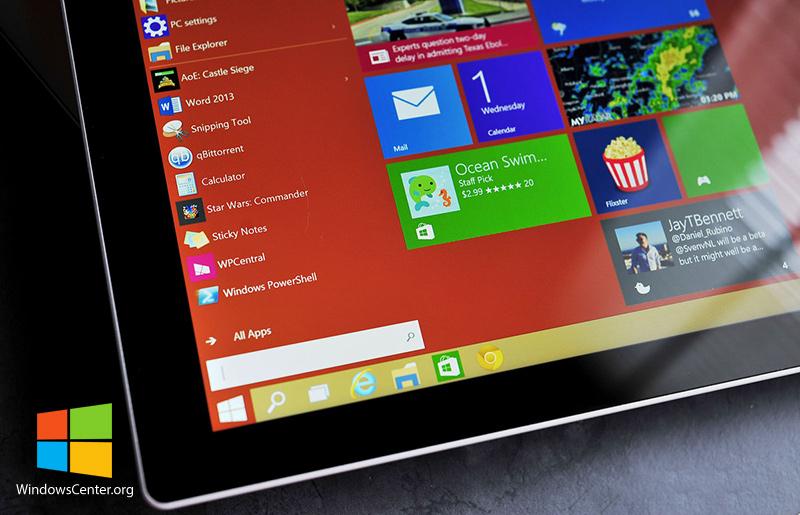 فایل ISO برای Windows 10 TP build 10041 منتشر شد.