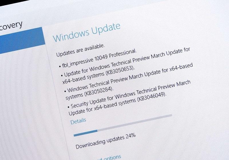Windows 10 build 10049 با Project Spartan برای Fast Ring منتشر شد!