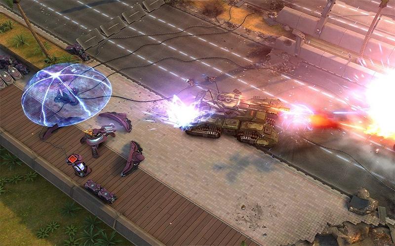 بازی فوق العاده معروف Halo: Spartan Strike منتشر شد!