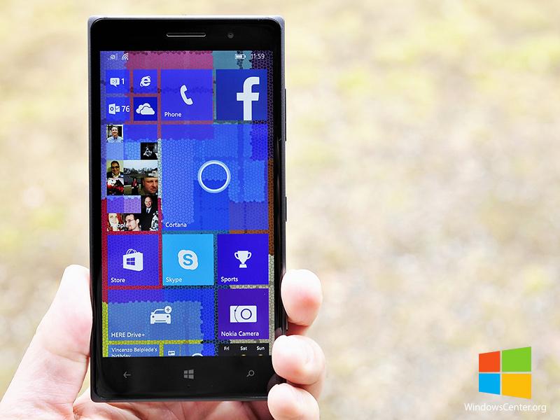 آشنایی با ویندوز ۱۰ Build-10051 بروی گوشی.