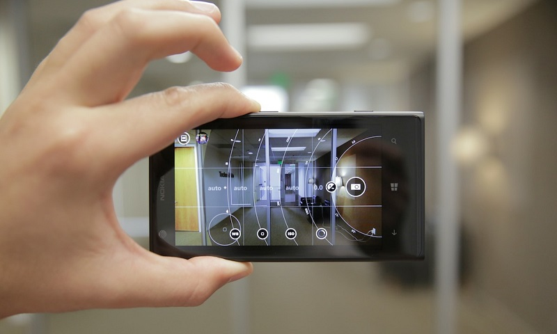 آموزش عکاسی با Lumia Camera (لومیا کمرا)