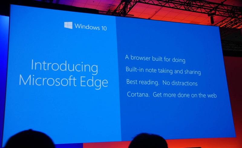 قویترین مرورگر جهان، Microsoft Edge با لوگوی زیبا و مدرن رونمایی شد.