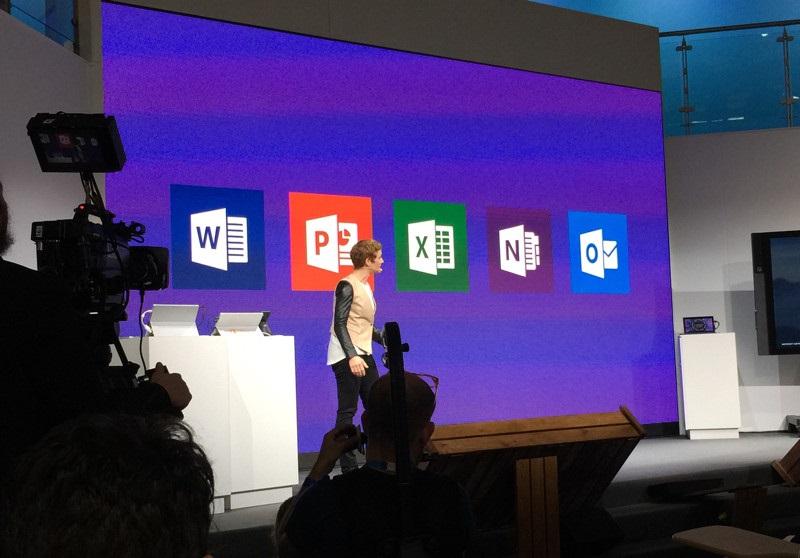 Universal Office apps preview تا آخر آوریل برای ویندوز ۱۰ منتشر می شوند