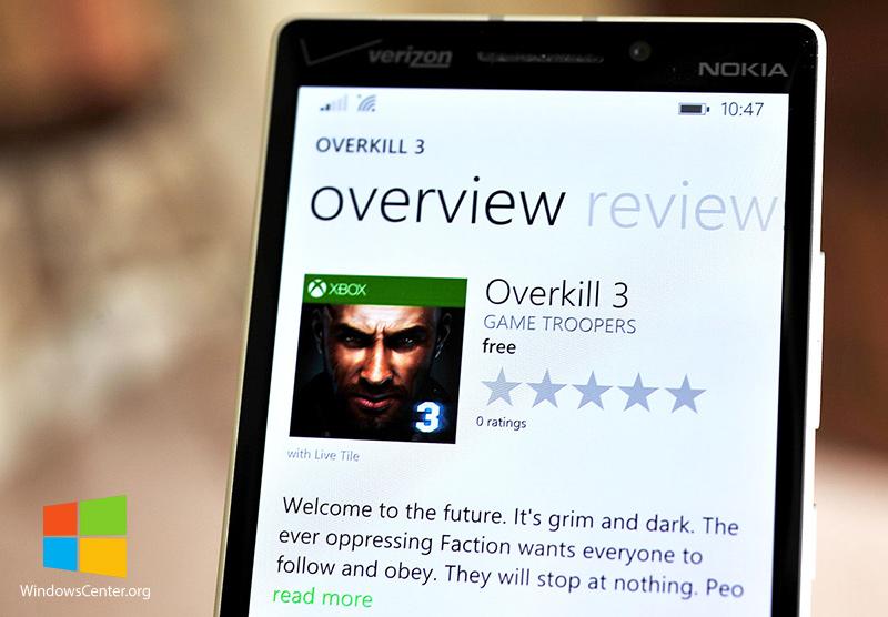 بازی فوق العاده Overkill 3 با پشتیبانی از XBOX Live منتشر شد!