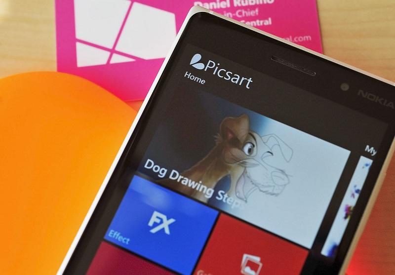 PicsArt برای ویندوزفون آپدیت شد و قابلیت های جالبی به آن افزوده شد.