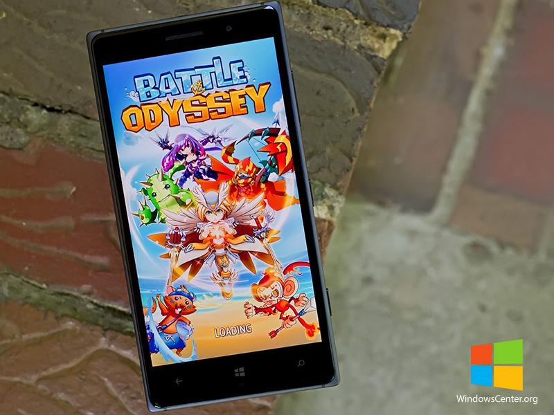 Battle Odyssey بازی دوست داشتنی ویندوز و ویندوزفون از Gameloft
