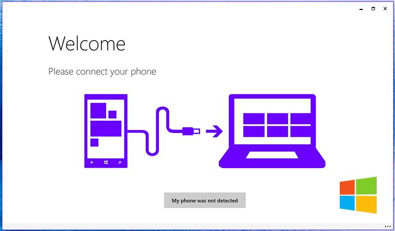آخرین نسخه نرم افزار ریکاوری ویندوزفون از گوشی های HTC پشتیبانی می کند.