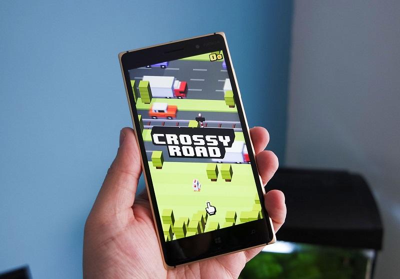 بازی دوست داشتنی و معروف Crossy Road برای ویندوز و ویندوزفون