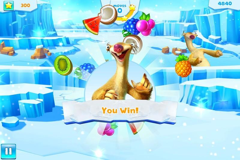 Ice Age Avalanche بازی جدید و جذاب از Gameloft را از دست ندهید!