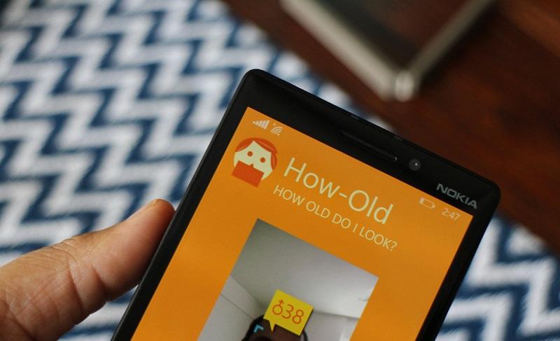 برنامه تشخیص جنسیت و سن How-Old مایکروسافت برای ویندوزفون منتشر شد.