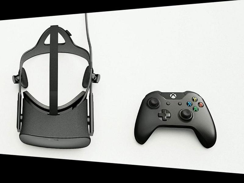 اکولوس ریفت (Oculus Rift) به همراه گیم پد XBOX ONE راهی بازار شد