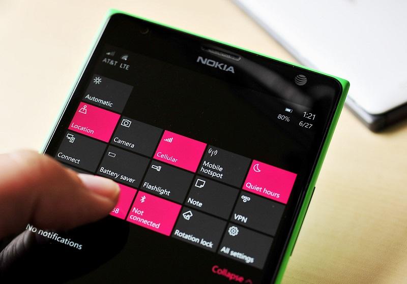 آموزش نحوه کار با  تنظیمات وایرلس و بلوتوث ویندوز ۱۰ موبایل