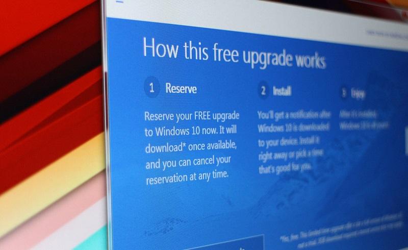 مایکروسافت شما را به رزرو آپدیت به ویندوز ۱۰ دعوت می کند!