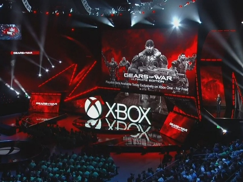Gears of War Ultimate Edition بتا برای ایکس باکس وان بصورت رایگان!