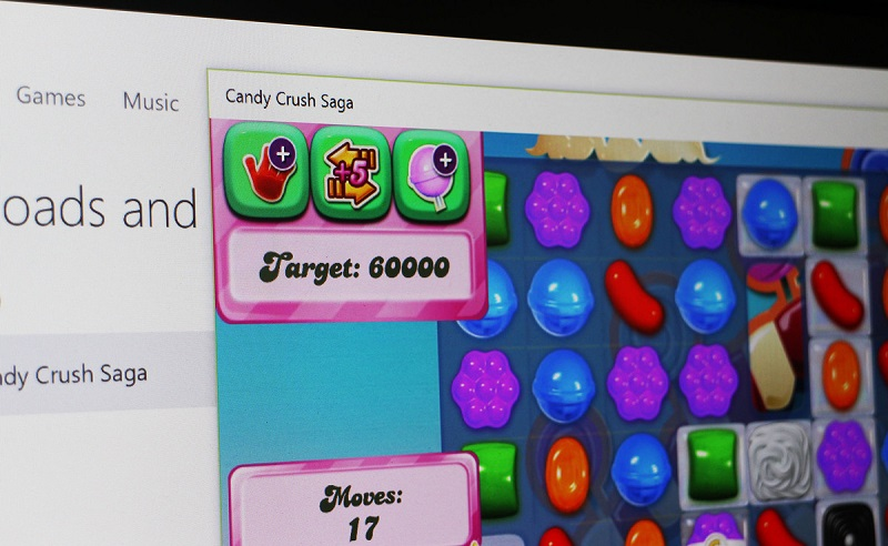 Candy Crush Saga برای ویندوز ۱۰ منتشر شد!