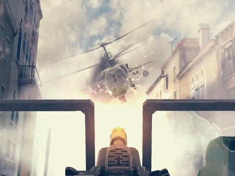 بازی فوق العاده Modern Combat 5 برای ویندوز ۸٫۱ نیز رایگان شده است!