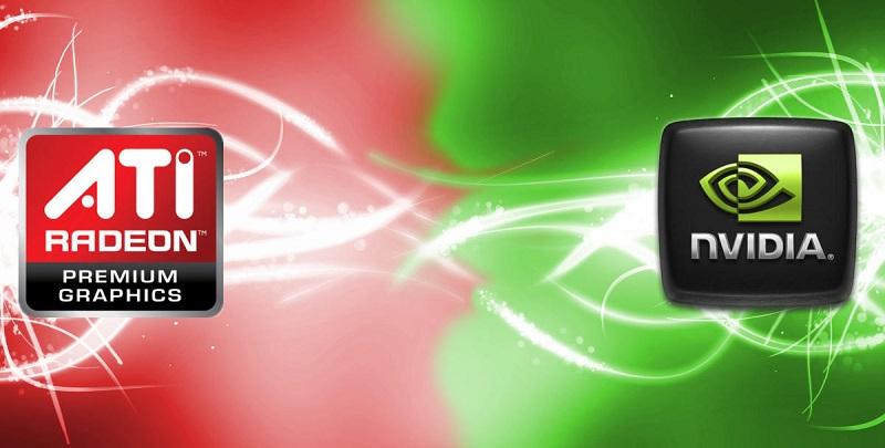 رقابت دو چیپست گرافیک nVidia و ATi برای کارایی بیشتر با Direct X 12