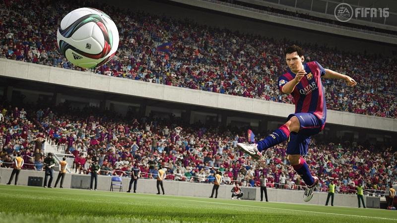 تریلر رسمی FIFA 15 برای Xbox One  – قابلیت های جدید برای دروازه بان