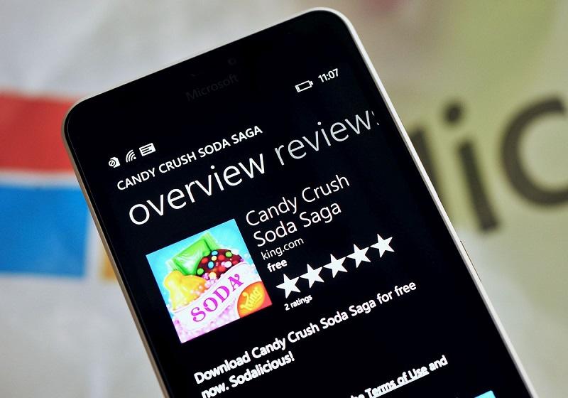 بازی دوست داشتنی Candy Crush Soda Saga برای ویندوز و ویندوزفون