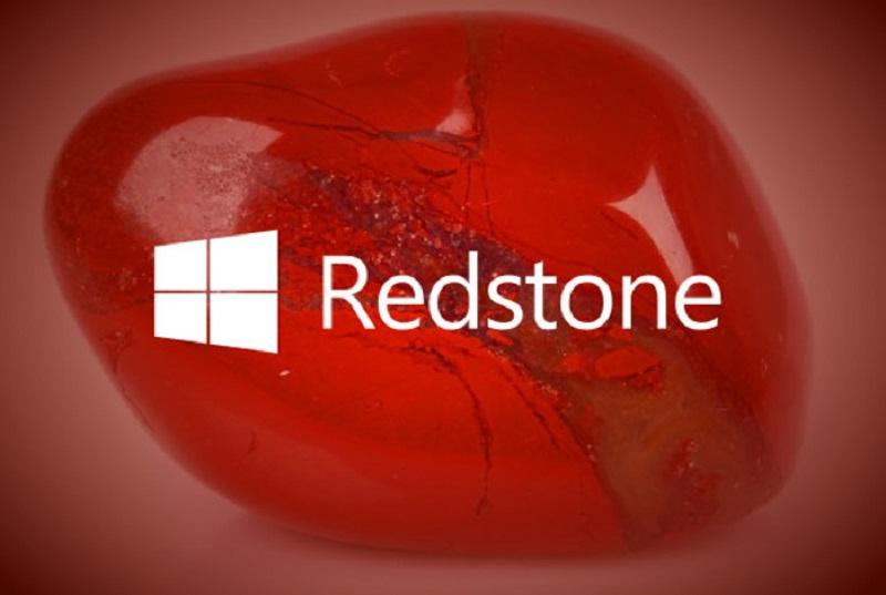 Windows 10 Redstone در بخش برنامه نویسی داخلی مایکروسافت قرار گرفت!