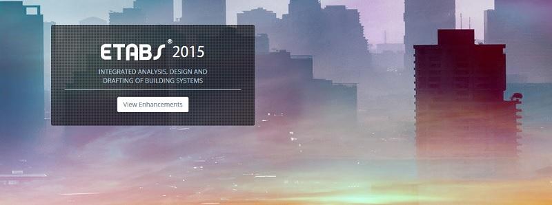 ETABS 2015 با نسخه ۱۵٫۱٫۰ کاملا سازگار با ویندوز ۱۰ شما!