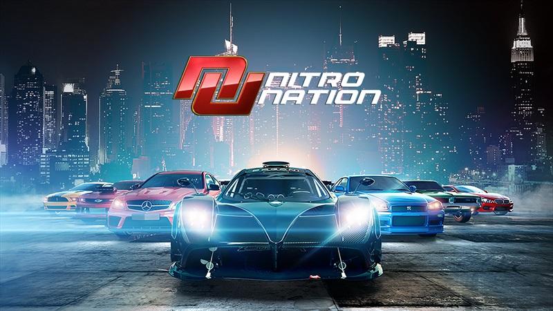 بازی Nitro Nation Online یک هیجان تمام نشدنی!