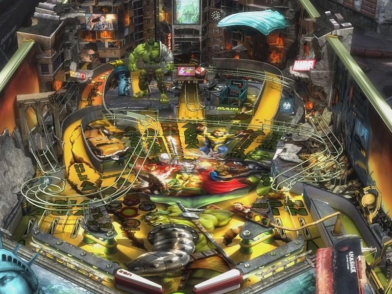 دانلود بازی خاطره انگیز Pinball FX2 برای ویندوز ۱۰