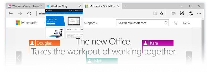 Windows 10 PC Insider preview build 10565 منتشر شد!
