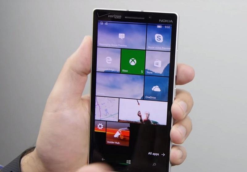 Windows 10 Mobile preview build 10549 برای اینسایدر FAST Ring منتشر شد!