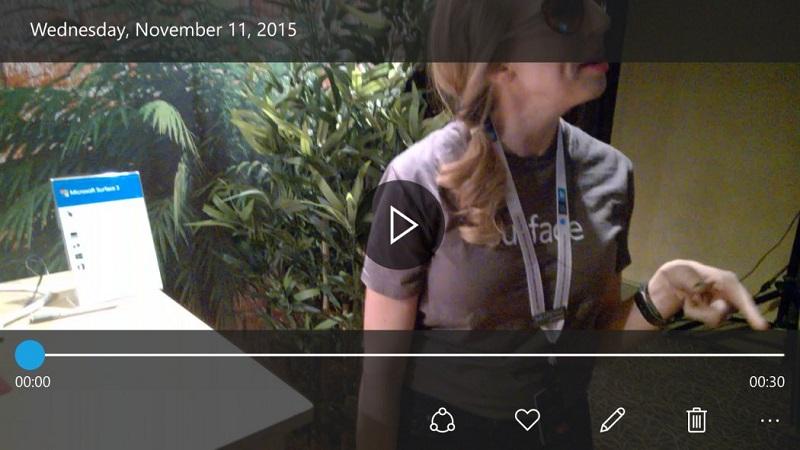 قابلیت برش ویدیو در آپدیت جدید برنامه Microsoft Photos