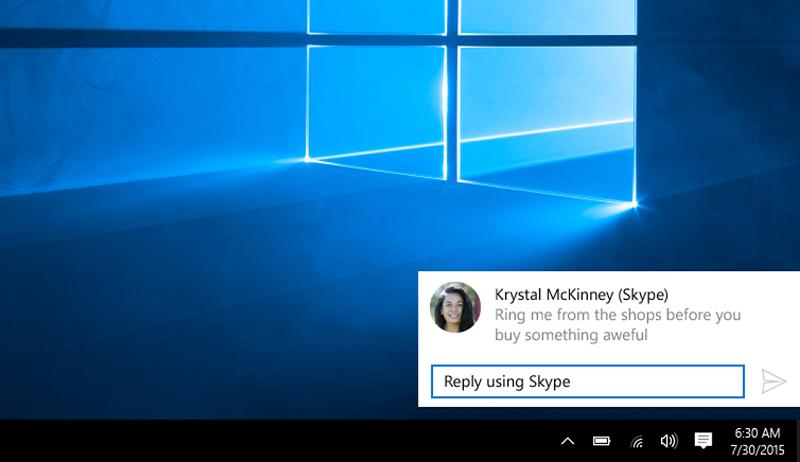 آپدیت پاییزه Windows 10 منتشر شد. برای دانلود آماده شوید!