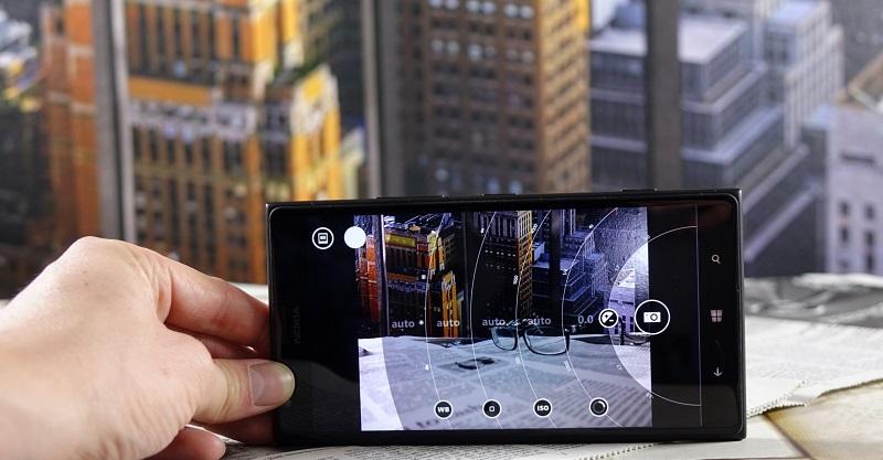قابلیت فیلم برداری Slow Motion در آپدیت جدید Windows Camera