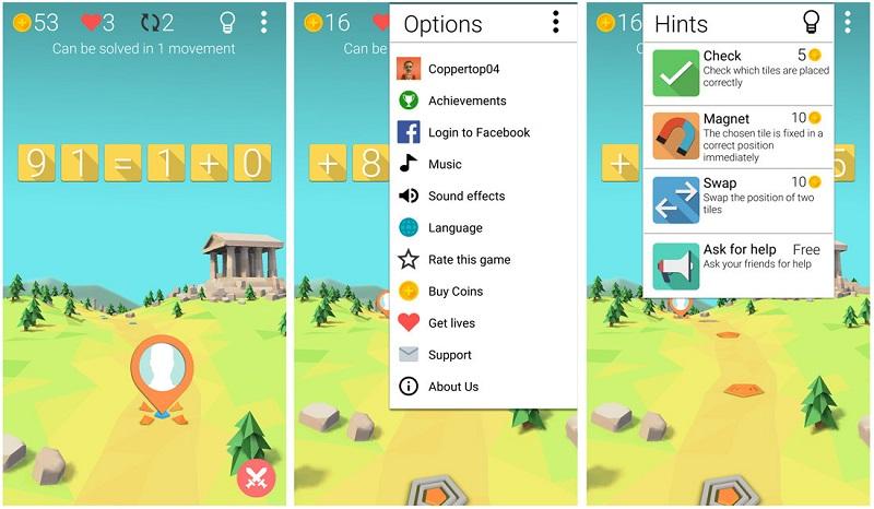 بازی ریاضی Equalicious با پشتیبانی از Xbox Live برای ویندوزفون