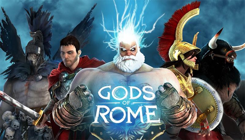 بازی جذاب و با گرافیک بالای Gods of Rome را از دست ندهید!