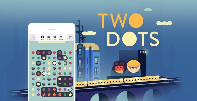 بازی دوست داشتنی TWO DOTS به صورت یونیورسال برای ویندوز ۱۰ منتشر شد.