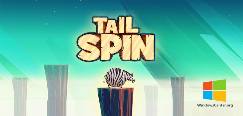 دانلود بازی جذاب Tail Spin برای ویندوز ۱۰ موبایل