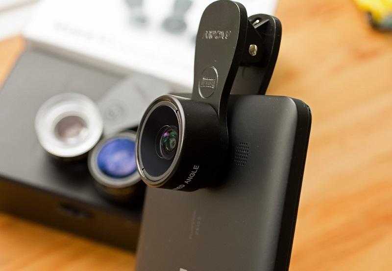 عکس های حرفه ای تر به کمک لنزهای Mpow برای گوشی شما!