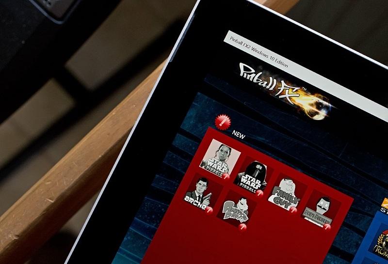Pinball FX2 Windows 10 Edition بازی سرگرم کننده پین بال برای ویندوز ۱۰
